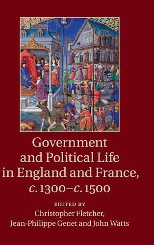 Government and Political Life in France and England